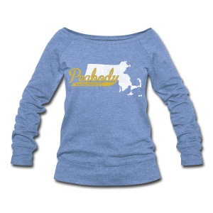Peabody MA - Women's Wideneck Sweatshirt