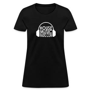 House Music Radio T-shirt Women - Women's T-Shirt