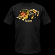 T-Shirts ~ Men's T-Shirt by American Apparel ~ Plow