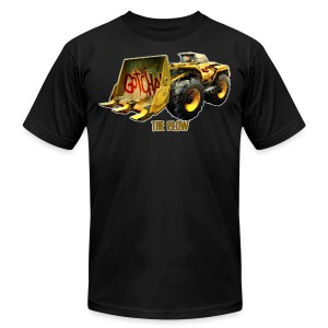 Plow - Men's Fine Jersey T-Shirt