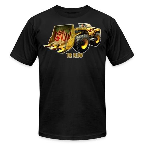 Plow - Men's Fine Jersey T-Shirt