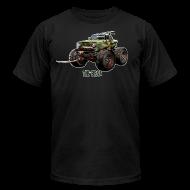 T-Shirts ~ Men's T-Shirt by American Apparel ~ The Bear