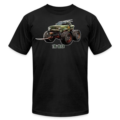 The Bear - Men's Fine Jersey T-Shirt