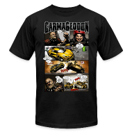 T-Shirts ~ Men's T-Shirt by American Apparel ~ Comic #1