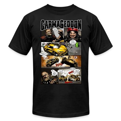 Comic #1 - Men's  Jersey T-Shirt