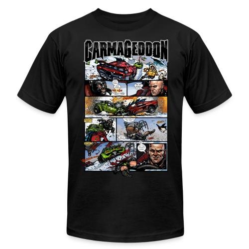 Comic #3 - Men's Fine Jersey T-Shirt
