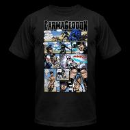 T-Shirts ~ Men's T-Shirt by American Apparel ~ Comic #4