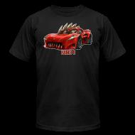 T-Shirts ~ Men's T-Shirt by American Apparel ~ Eagle R
