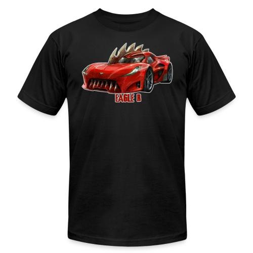 Eagle R - Men's Fine Jersey T-Shirt