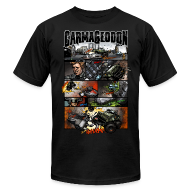 T-Shirts ~ Men's T-Shirt by American Apparel ~ Comic #2
