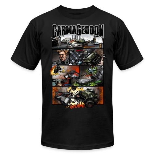 Comic #2 - Men's  Jersey T-Shirt