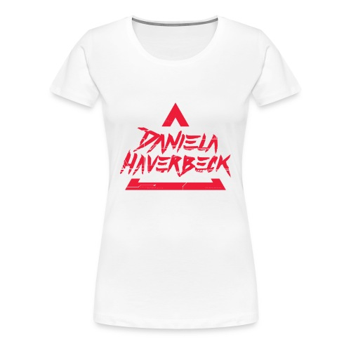 Daniela Haverbeck Tshirt Girl White - Women's Premium T-Shirt