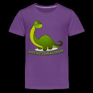 Kids' Shirts ~ Kids' Premium T-Shirt ~ Intactosaurus!
