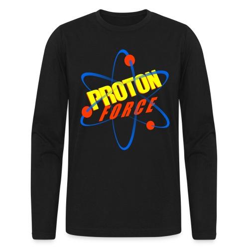 Proton Force Men's Long Sleeve - Men's Long Sleeve T-Shirt by Next Level