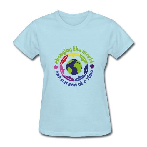 T-shirt Woman 'World' - Women's T-Shirt