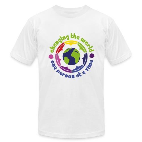 Ambassador T-shirt Man 'World' - Men's  Jersey T-Shirt