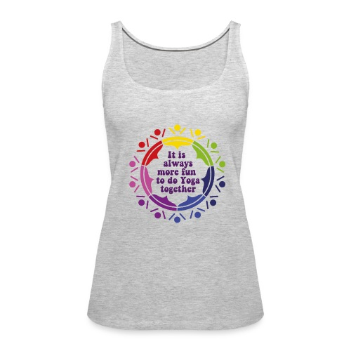 Tank Top Woman 'Together' - Women's Premium Tank Top