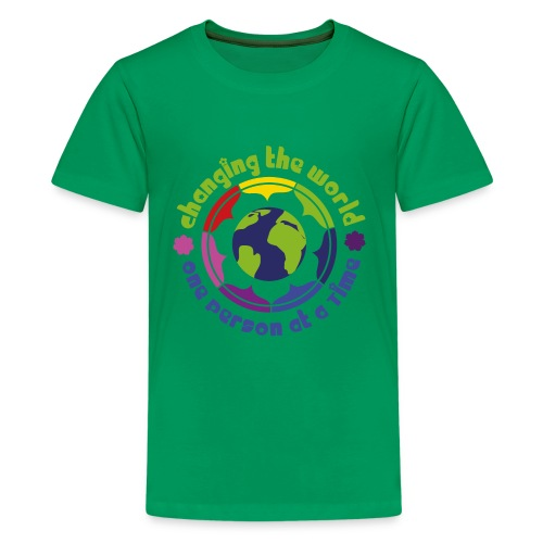 T-shirt Kids 'World' - Kids' Premium T-Shirt