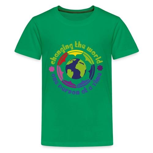 T-shirt Kids 'World' - Kids' Premium T-Shirt