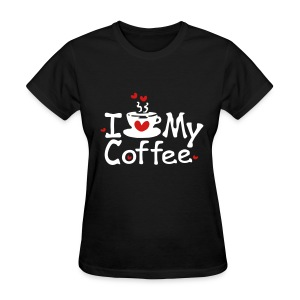 Bean Love - Women's T-Shirt