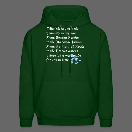 This Lake is Your Lake - Men's Hoodie