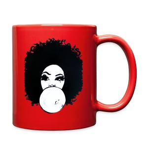 Big hair dont care - Full Color Mug