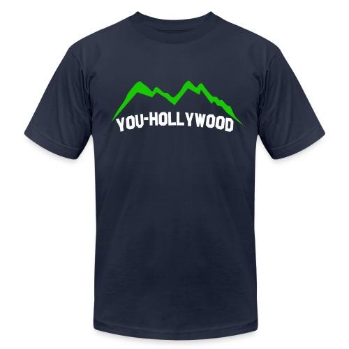 You-Hollywood Shirt - Men's Fine Jersey T-Shirt