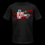 T-Shirts ~ Men's T-Shirt by American Apparel ~ Granny Splat