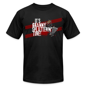 Granny Splat - Men's Fine Jersey T-Shirt