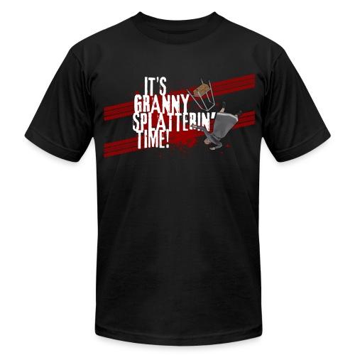 Granny Splat - Men's Fine Jersey T-Shirt