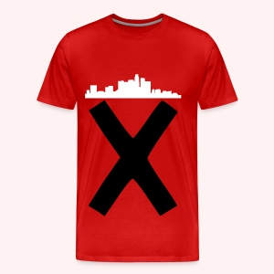 X CITY - Men's Premium T-Shirt