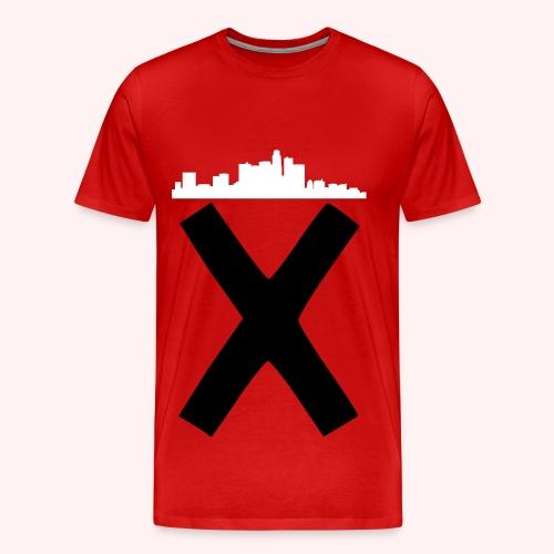 X CITY - Men's Premium T-Shirt