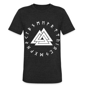 Rune  - Unisex Tri-Blend T-Shirt