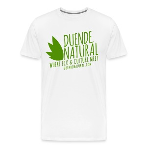 Duende Men's-Green - Men's Premium T-Shirt