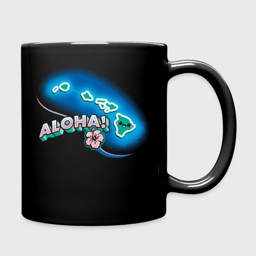Hawaii Kawaii - Full Color Mug