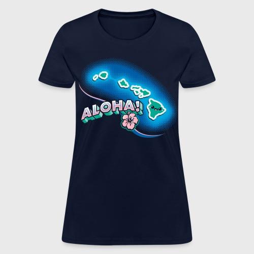 Hawaii Kawaii - Women's T-Shirt