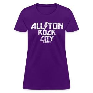 Allston Rock City - Women's T-Shirt