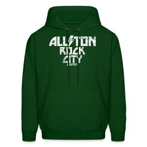 Allston Rock City - Men's Hoodie