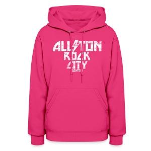 Allston Rock City - Women's Hoodie