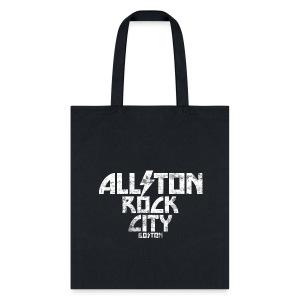 Allston Rock City - Tote Bag