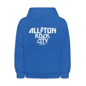 Allston Rock City - Kids' Hoodie