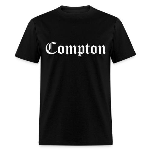 BLK Comton Tee - Men's T-Shirt