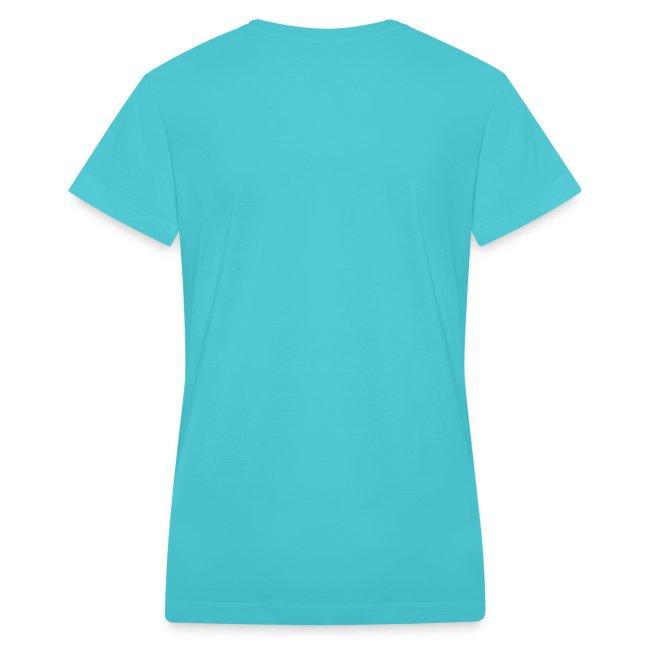 Kansas Women's V-neck T-shirt