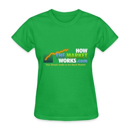 Women's Fitted T-Shirt - Women's T-Shirt