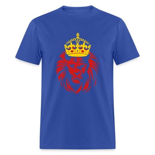 King Leo: The Logo - Men's T-Shirt