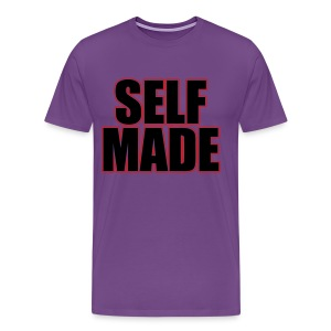 Self Made T-Shirt - Men's Premium T-Shirt