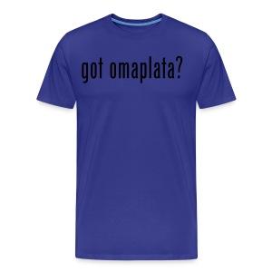 Omaplata - Men's Premium T-Shirt