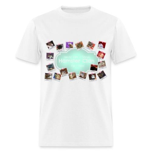 Male Hamster Clan Basic Tee  - Men's T-Shirt