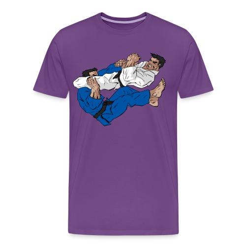 Arm Lock - Men's Premium T-Shirt