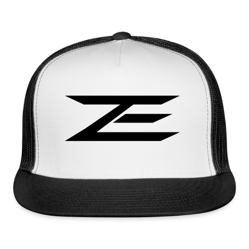 Zach Logo Trucker Hat - Trucker Cap